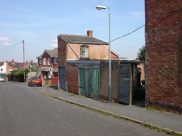 New Bilton-Clarence Road