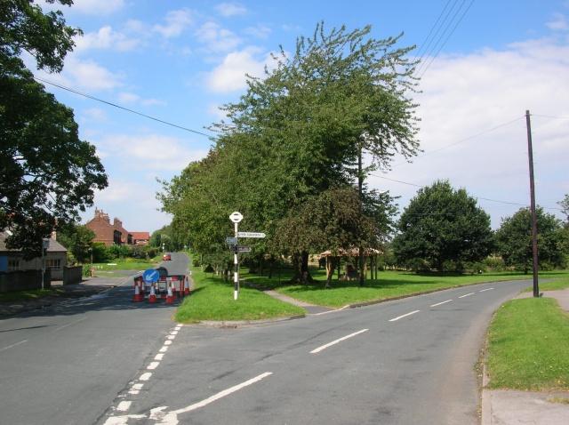 Village green - Great Ouseburn