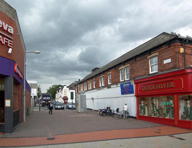 Gilliatt Street, Scunthorpe
