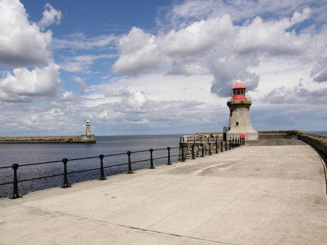 Lighthouse - South Shields Pier