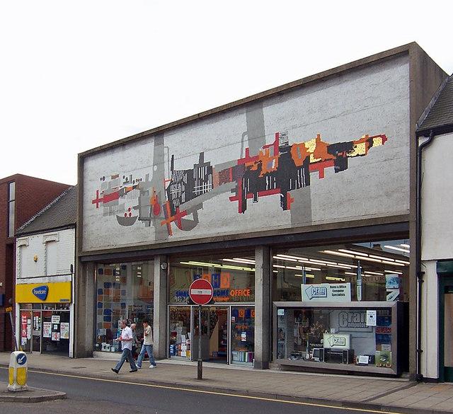 SOHO Shop on Scunthorpe High Street
