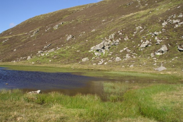South end of the Loch of Bogligarths