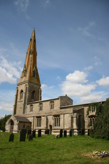 St.Nicholas' church, Walcot