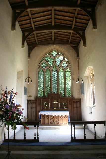 St.Nicholas' chancel