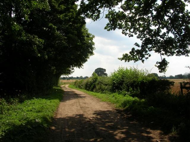 Rice Lane Bridleway to Aldwark