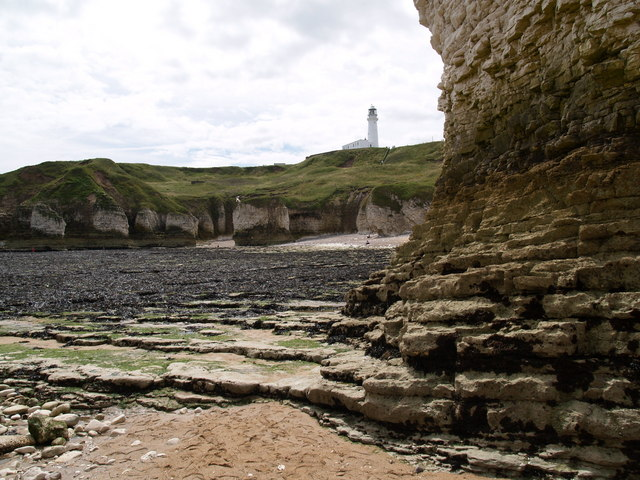 Low Tide at Selwicks Bay,  Flamborough Head