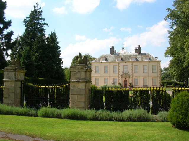 Myton Hall Ds Pugh Geograph Britain And Ireland
