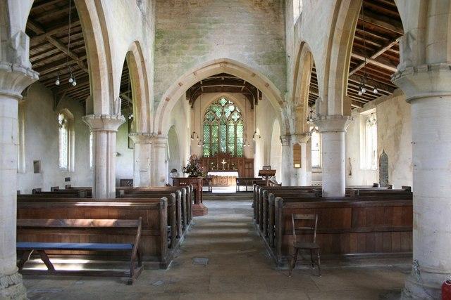 St.Nicholas' nave