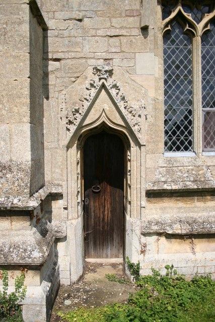 Priest's door