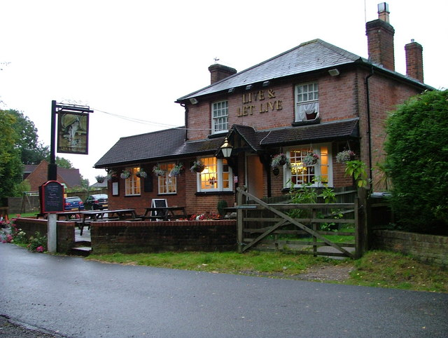 The Live and Let Live public house