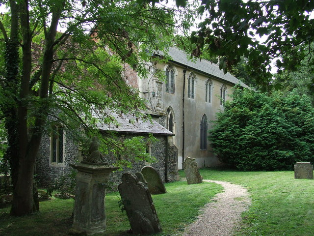 St Mary's Witnesham