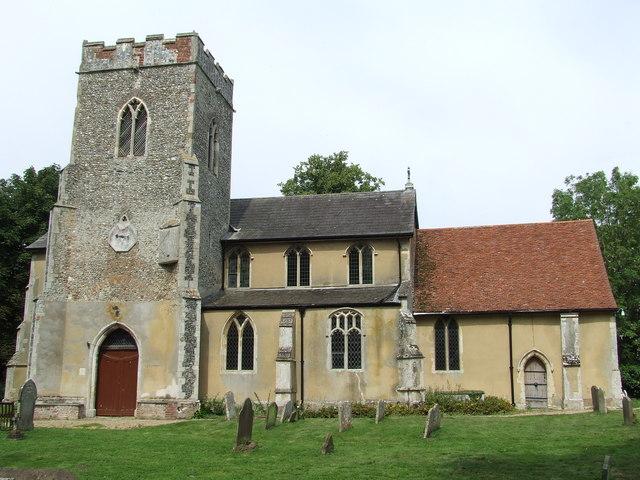 St Marys Witnesham
