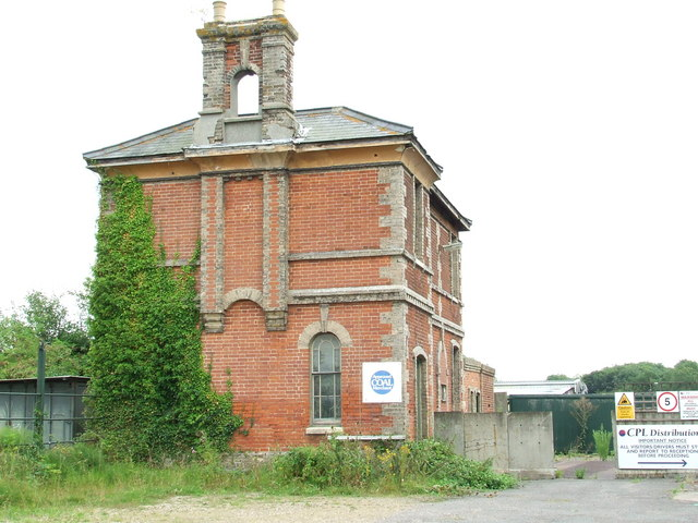The Old Raydon Railway Station
