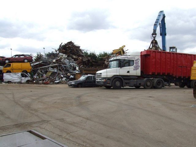 Riddel Skip Hire & Scrap Metal Merchants, Horncastle