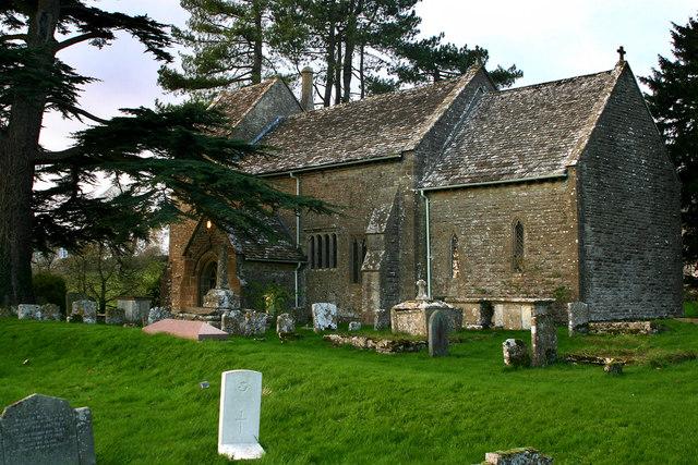 St Bartholomew's Church, Winstone