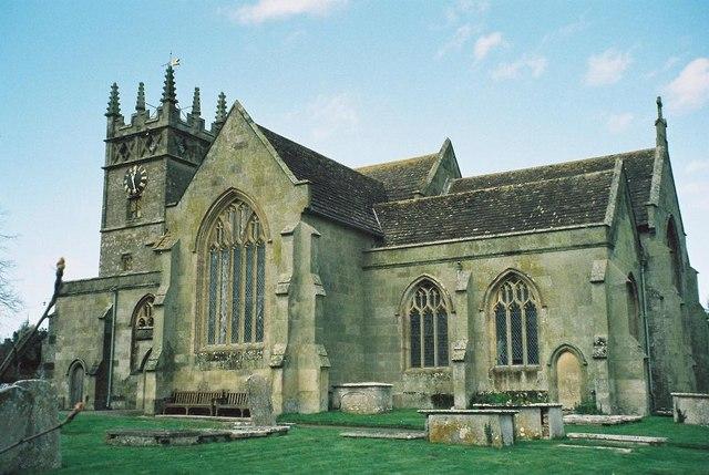 Sturminster Newton: parish church of St. Mary