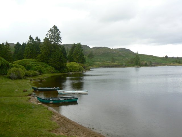 Loch Ordie