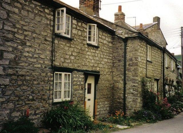 Sutton Poyntz: cottages