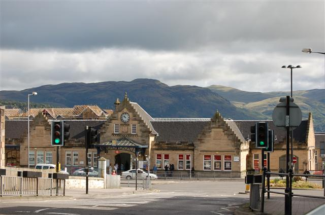 Stirling Railway Station
