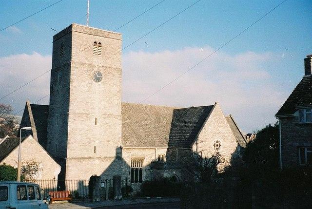 Swanage: parish church of St. Mary