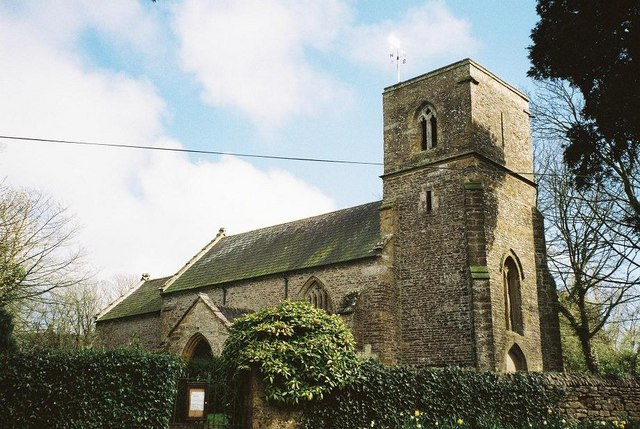 Swyre: parish church of the Holy Trinity
