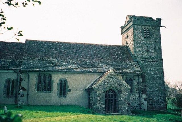 Tarrant Crawford: parish church of St. Mary