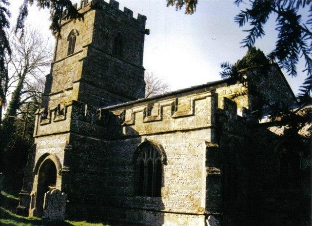 Tarrant Hinton: parish church of St. Mary