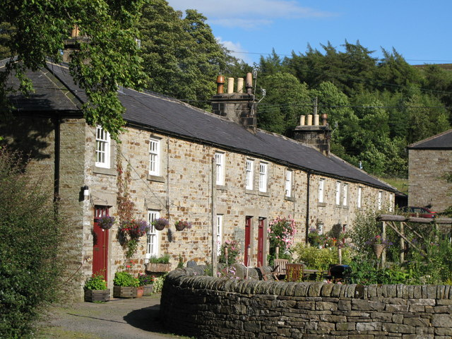 Cottages in Allenheads