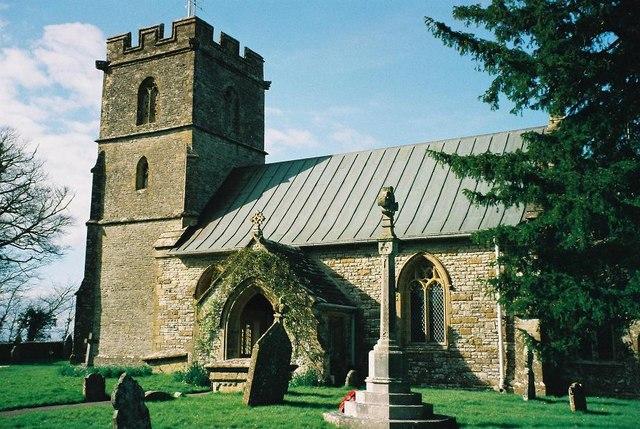 Thornford: parish church of St. Mary Magdalene