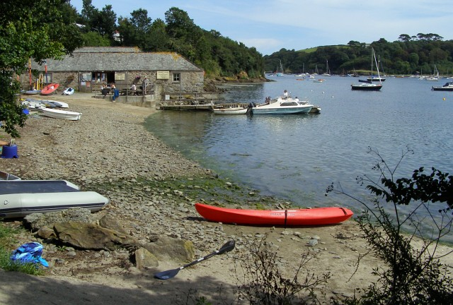 Gillan Harbour, St Anthony-in-Meneage