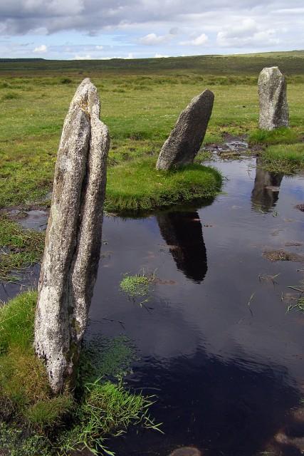 Three of the Nine Stones