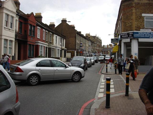 Trinity Road