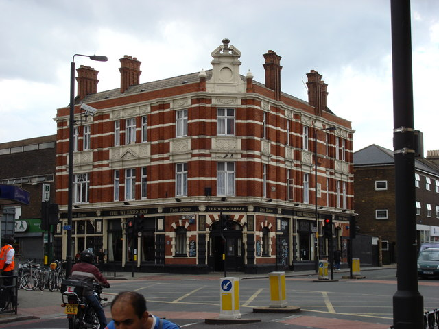 The Wheatsheaf, 2 Upper Tooting Road, London