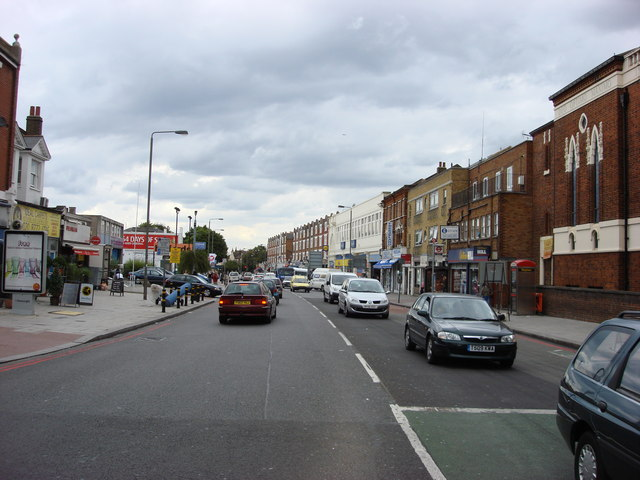 A24 Balham High Road