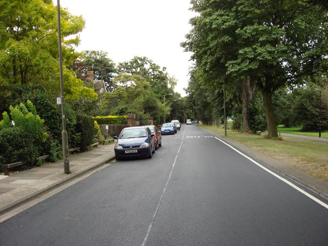 West Drive