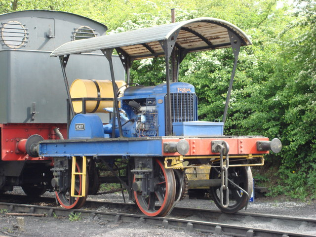 """""""Henry"""" at the Colne Valley Railway"""