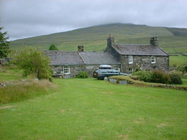 Cottage at Cwm Bran