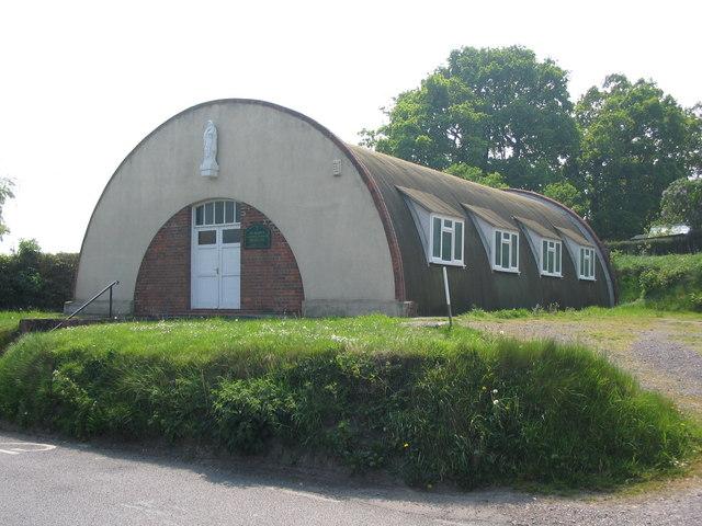 St. Marys R.C. church, Mere