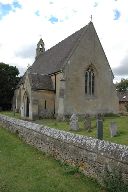 St Benet's RC church, Kemerton