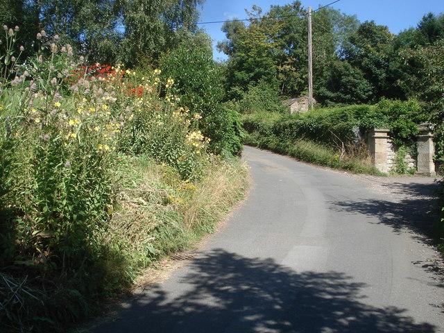Kerne Bridge village centre