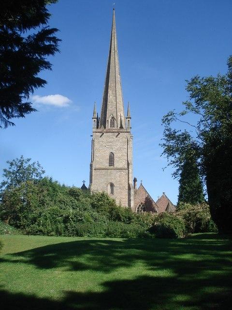 St Mary's Church Ross-on-Wye