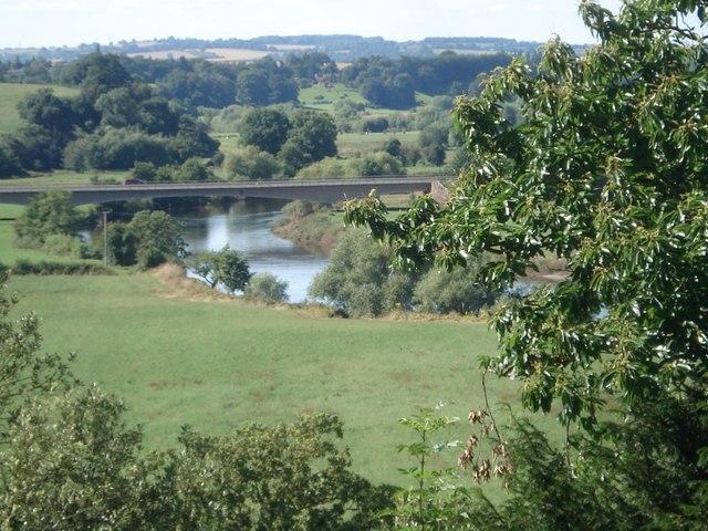 The Bridstow Bridge