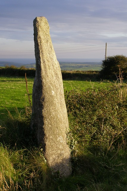 The Prospidnick menhir