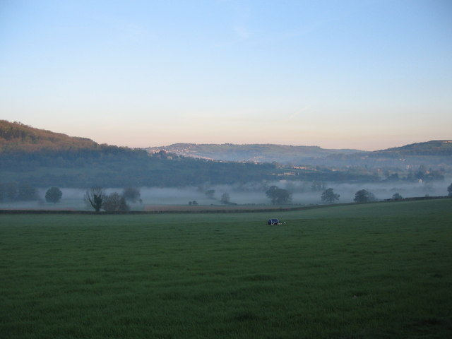 Avon Valley mist