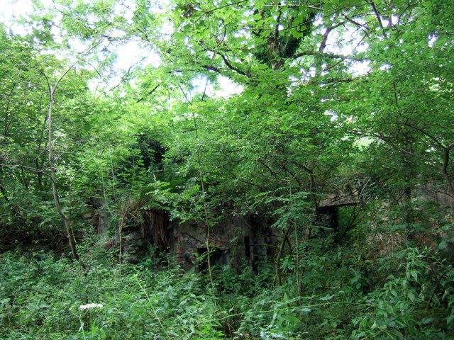 Lost buildings