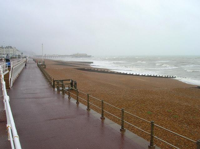 Beach, St Leonards