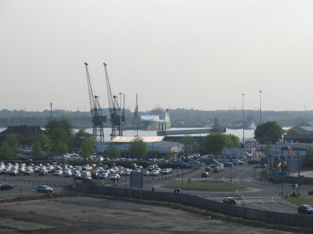 Development land off Harbour Parade