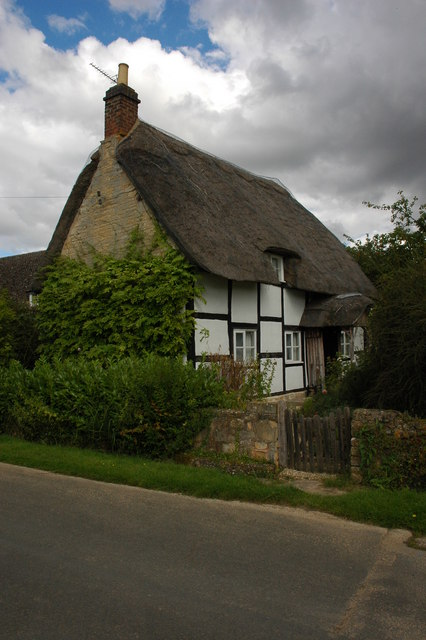 Thatched cottage in Kemerton