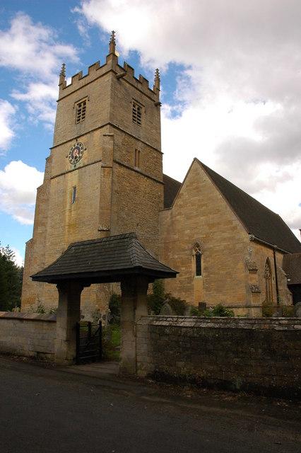 Kemerton Church