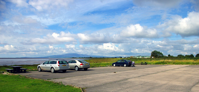Car Park near Riddindyke Caravan Park
